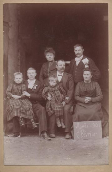 Grand-parents Marvier1920001